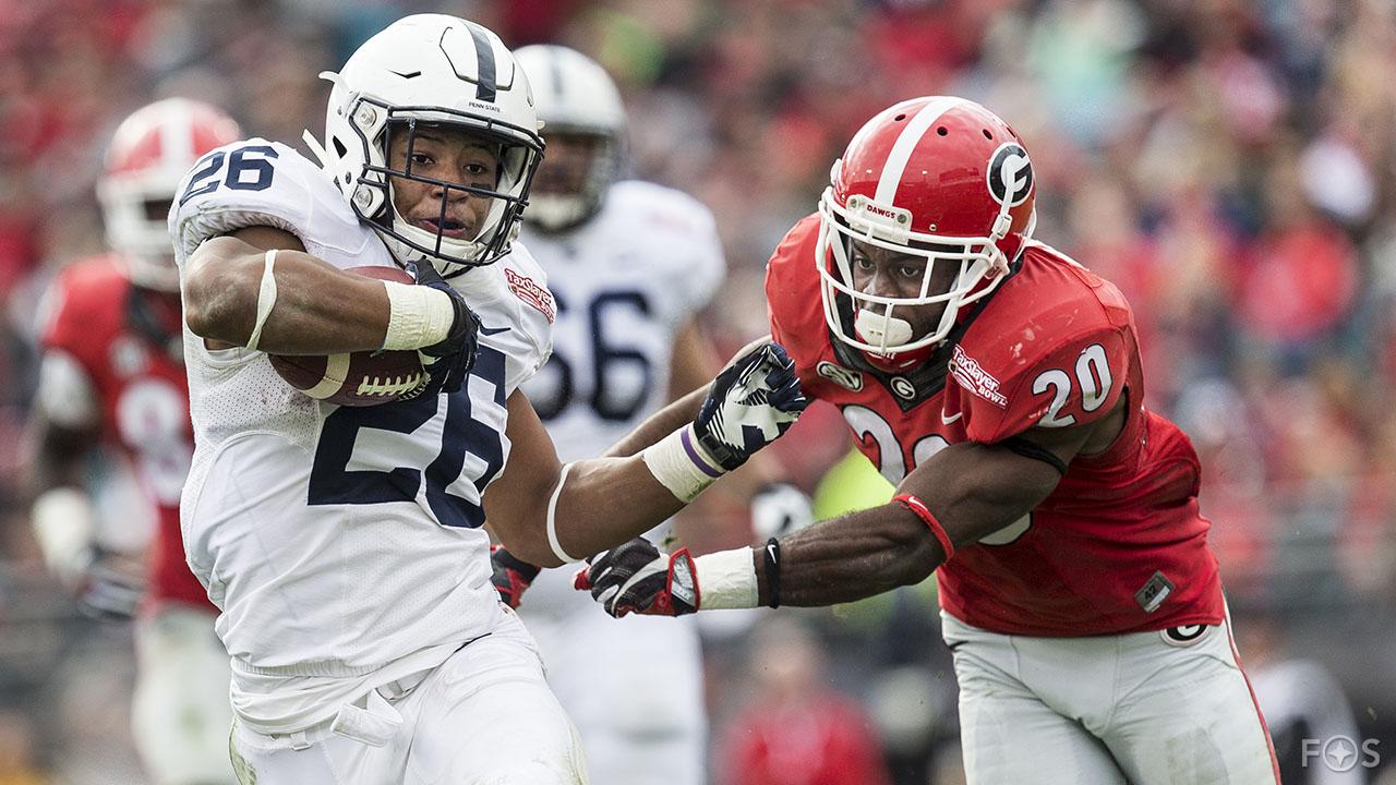 Penn State vs. Georgia TaxSlayer Bowl Pep Rally