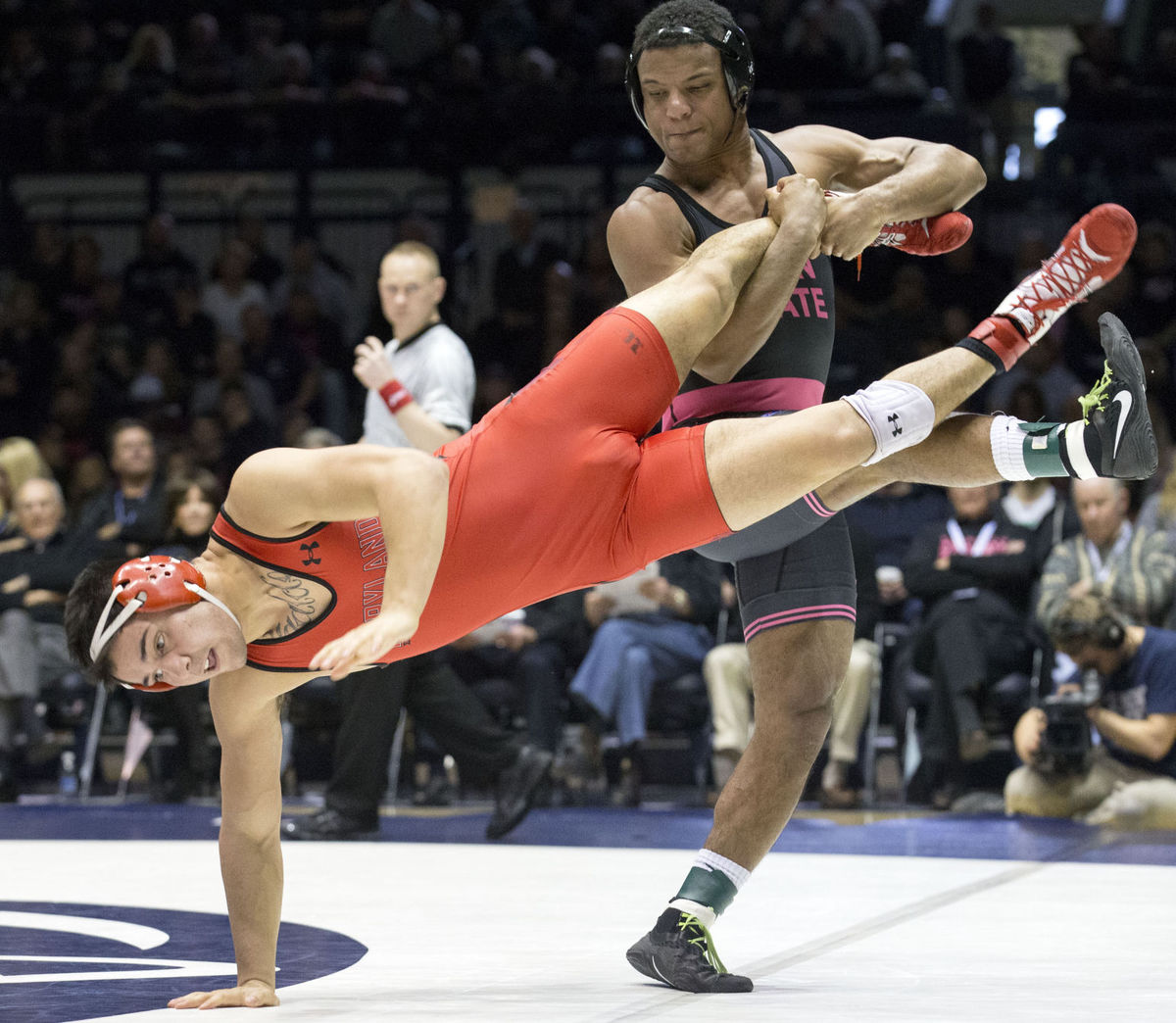 PSU Wrestling Maryland