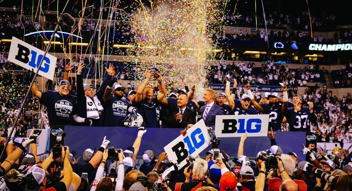 Big Ten Champs
