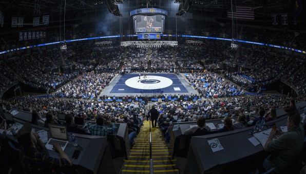 PSU-Iowa Wrestling