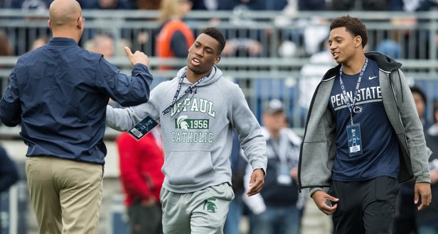 PSU Recruits Blue-White